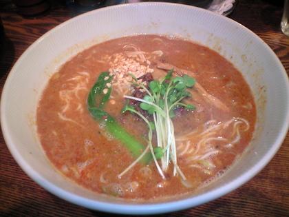 八蔵 (若林) 坦々麺