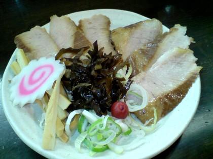 らーめん 山頭火 渋谷店 (渋谷) 冷やしつけ麺
