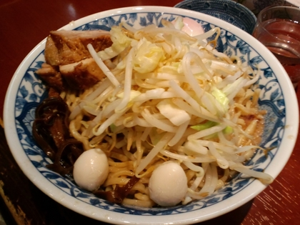 麺香房 暖々 (平和島) 油そば