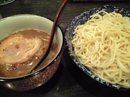 中華ソバ櫻坂 (渋谷) つけソバ