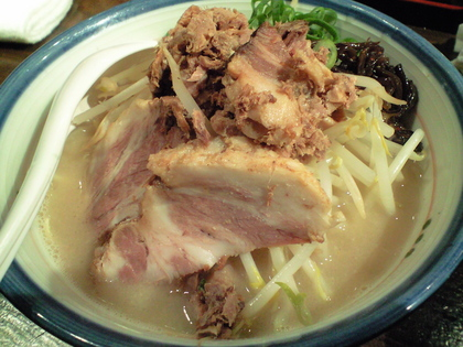 麺の坊 砦 (渋谷) 砦ラーメン