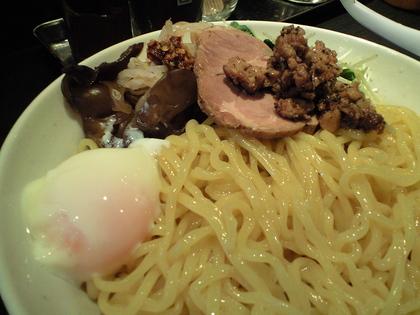 拉麺研究所 香(SHAN) (学芸大学) 限定油めん
