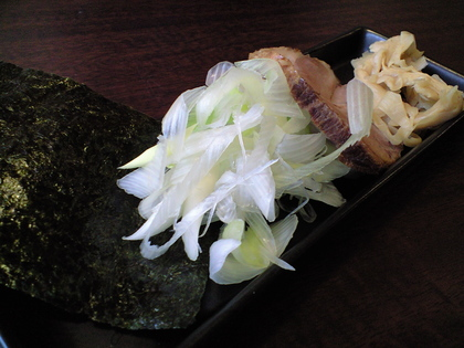 camino (三宿) camino塩ラーメン