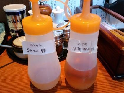 戸越らーめん えにし (戸越銀座) 汁なし09
