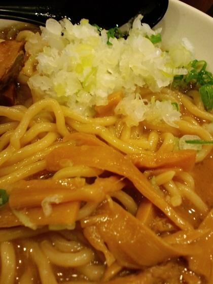 つけ麺 ちっちょ極 (渋谷) 味玉つけ麺