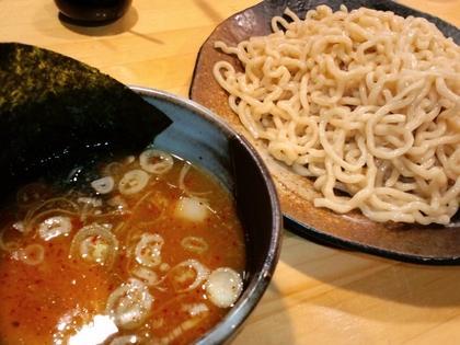 つけ麺なかむら (渋谷) 全部盛り油そば