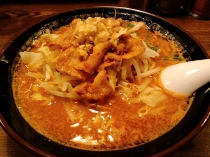 ゴリラーメン (目黒) 味噌らぁ麺