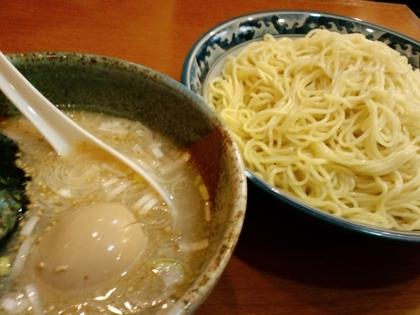 旭屋 (蒲田) しおとろ肉麺