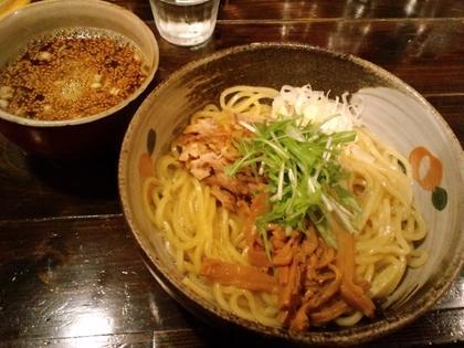 油そば 椿 (上野) 油そばつけ麺