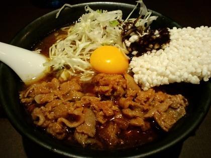 麺屋武蔵 武仁 (秋葉原) アキバカリー麺