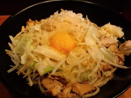 製麺所 豚とこむぎ (五反田) まぜそば