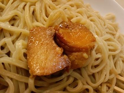 本枯中華そば 魚雷 (春日) つけ麺