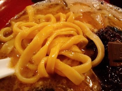 麺屋武蔵 武骨 (上野) 味噌ガーナ2010