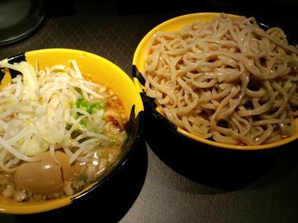 麺屋武蔵 巖虎 (秋葉原) 試食会 味玉つけ麺