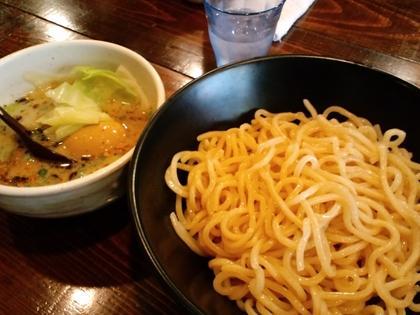 らーめん Zoot (蒲田) 塩つけ麺