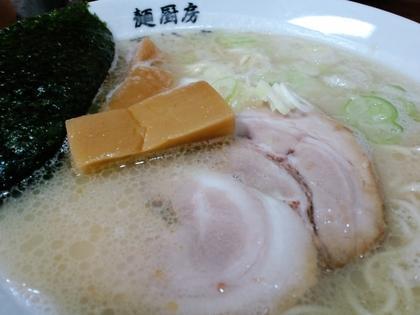 麺厨房 豪快家 (大森) 山海つけ麺