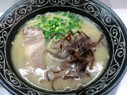 麺カンパニー (芝浦ふ頭) ラーメン