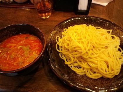 つけ麺 隅田 新橋本店 (虎ノ門) 辛みそつけ麺