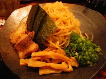 ラーメン 龍の家 新宿店小滝橋通り店 (新宿) つけ麺もつ