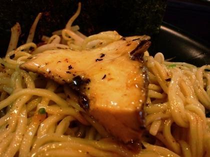 TOKYO 鶏そば TOMO (大井町) 鶏和え麺