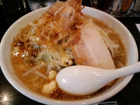 節骨麺たいぞう 戸越銀座店 (戸越銀座) チーズメガトン麺