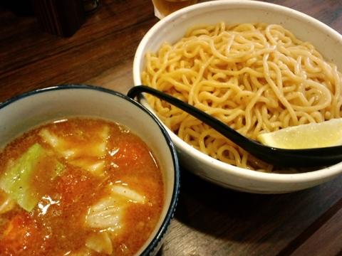 つけ麺 ちっちょ極 (渋谷) としやのつけ麺