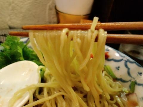 づゅる麺 池田 (目黒) チャイヨーのトマト麺