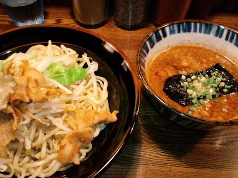 ゴリラーメン (目黒) 味噌つけ麺