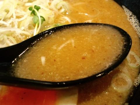 ラーメン勝ち抜きバトル ((麺)ハレノヒ) 博多風塩ラーメン