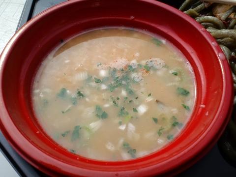 五福星 (大つけ麺博) 紫蘇とがごめ昆布のみぞれつけ麺