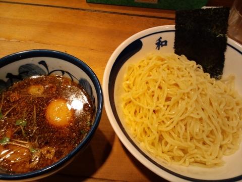 和風ラーメン 和鉄 (蒲田) 鰹つけ麺