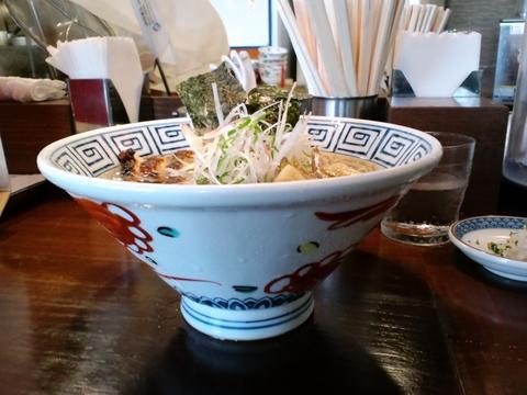 市屋麺 ICHIOKUMEN (不動前) 冷し煮干ソバ