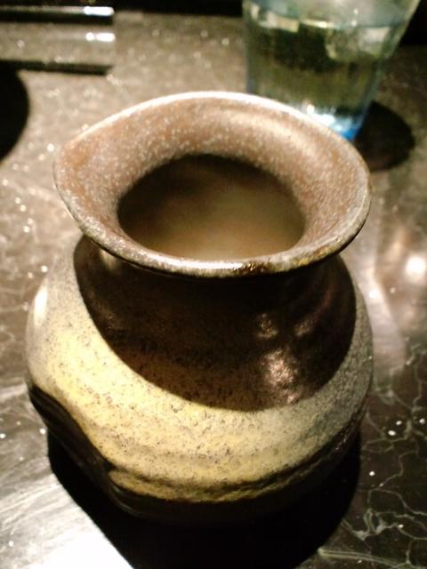 七重の味の店 めじろ (代々木) 煮干汁つけめん