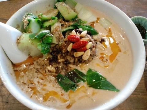 野菜を食べるカフェ 油揚げ (穴守稲荷)