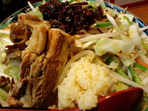 らぁめん 葉月 (雪が谷大塚) ベジポタ系タン麺