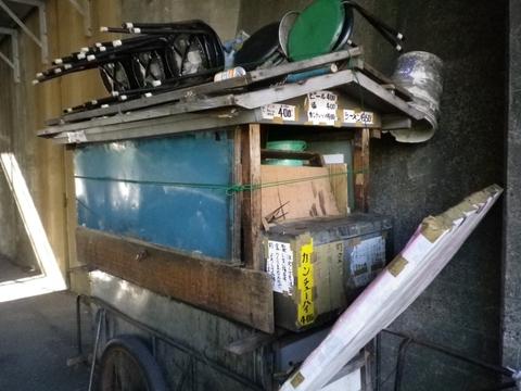 東京駅付近のラーメン屋台 (未訪)