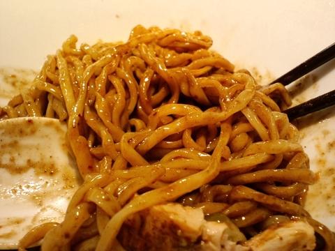 四川担担麺 阿吽 (湯島) 棒々鶏涼麺