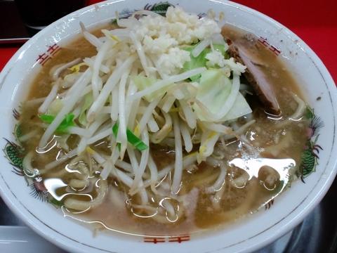 麺でる 戸越店 (戸越公園) ラーメン
