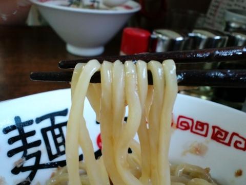 麺丸 (京急鶴見) ぶっかけおろしそば