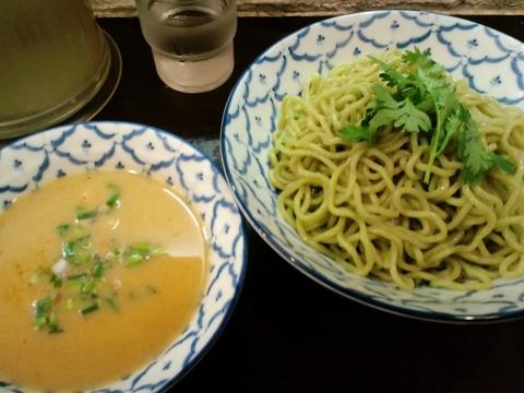 づゅる麺 池田 (目黒) 冷やしトムヤムつけ麺