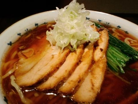中華そば 國松 (八丁堀) 汁なし担担麺(×2)