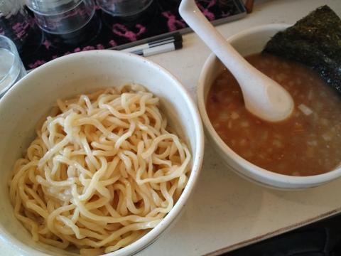 ORAGA NOODLES (五反田) つけ麺