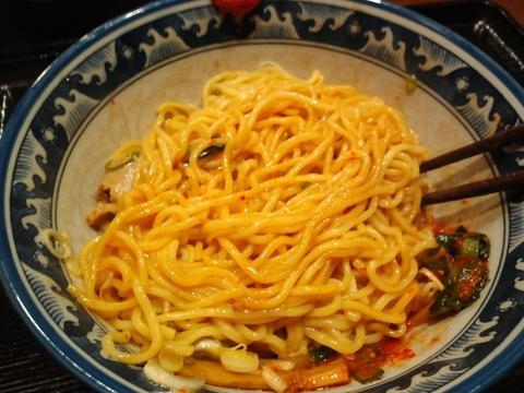 麺・粥 けんけん (京成立石) 油そば