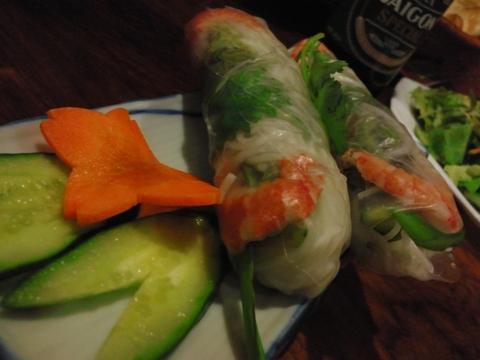 亞細亞食堂サイゴン (上町) ピリ辛つけ麺
