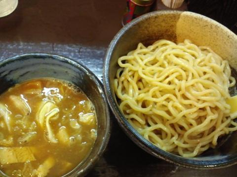 づゅる麺 池田 (目黒) つけ麺