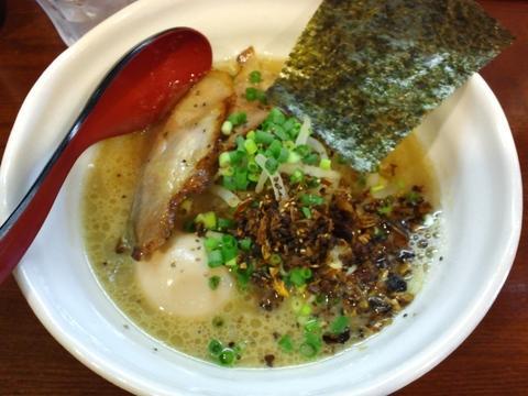 麺場 ながれぼし (京急蒲田) らーめん