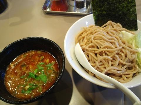 つけ麺 五ノ神製作所 (代々木) 海老味噌つけ麺