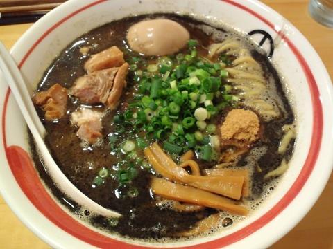 らーめん田 DEN (西大井) 豚黒