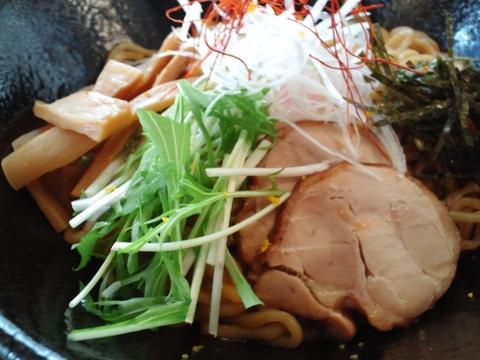 ラーメン勝ち抜きバトル (麺)ハレノヒ) 油そばーん。