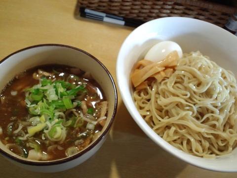 ajito (大井町) つけ麺 頭脳改革